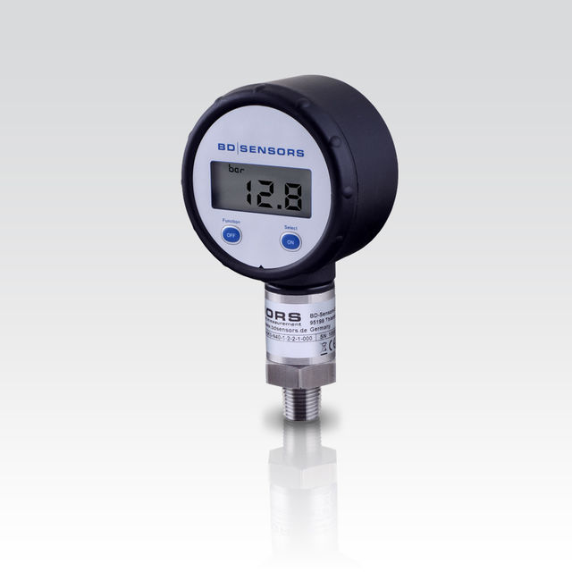 Batteriebetriebenes Digitalmanometer DM 10